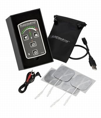 ElectraStim Elektroseks, Flick Stimulator Pack