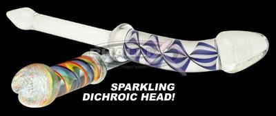 Phallix Galaxy Head Filligrino Baton