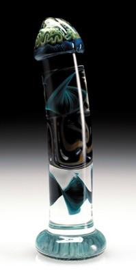 Phallix Multi Section G-Spot Shaft Glas Dildo
