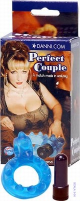 Perfect Couple Vibrerende Cockring.