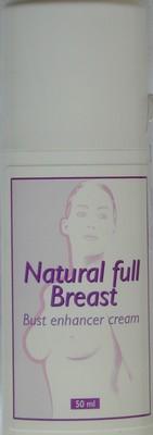 Natural Full Breasts Creme.