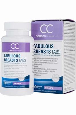 CC Fabulous Breasts tabs (90 tabletten)