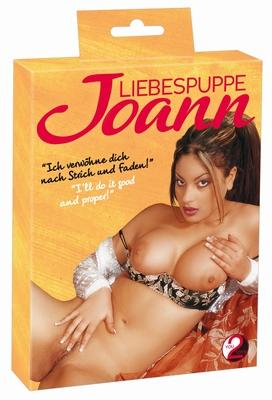 Zwoele sexpop Joann