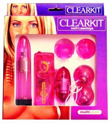 Clearkit Sexkit Verwenset
