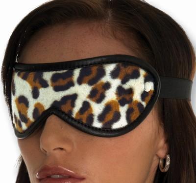 Blinddoek, luipaardprint
