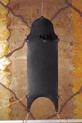 Lange sling / hangmat met halsband.