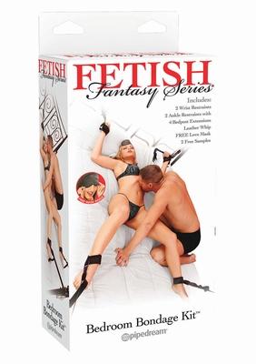Fetish Fantasy Bedroom Bondage set