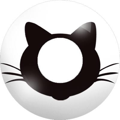 Funlenzen, TerrorEyes contactlenzen, Cat