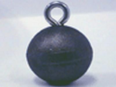 Kogelgewicht smeedijzer, 1500 gram