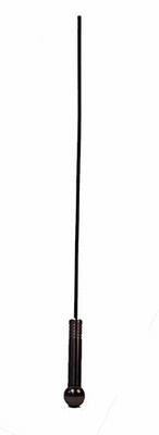 Cane van Fiberglas met RVS handvat en Snelwisselgrip