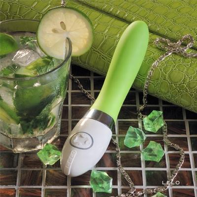 Lelo - Liv 2 Vibrator, lime groen