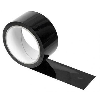 Bondage Tape zwart ca. 20 meter