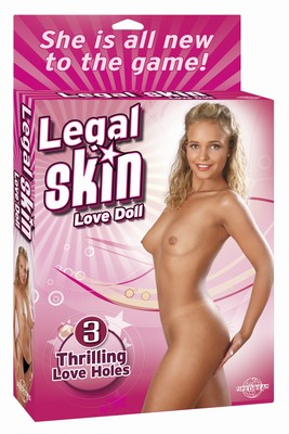 Legal Skin sexpop / lovedoll