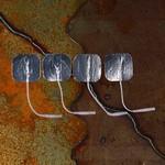 Electrosex zelfklevende pads (per 4 stuks) Rimba