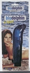 Blauwe G-spot waterproef Dolfijn vibrator