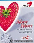 RFSU NamNam Aardbeien condooms, 3 stuks