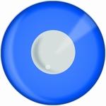 Funlenzen, DemonEyes contactlenzen, Blue