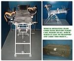 Operatie Tafel / Gyneacologen Stoel