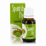 Spanish Fly Lustopwekker, 15ml, Tropical Kiwi