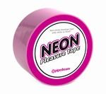 Neon Bondagetape, roze